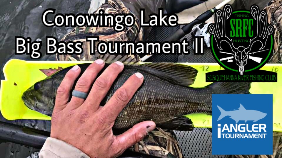 SRFC - 2018 Conowingo Lake Big Bass Tournament II