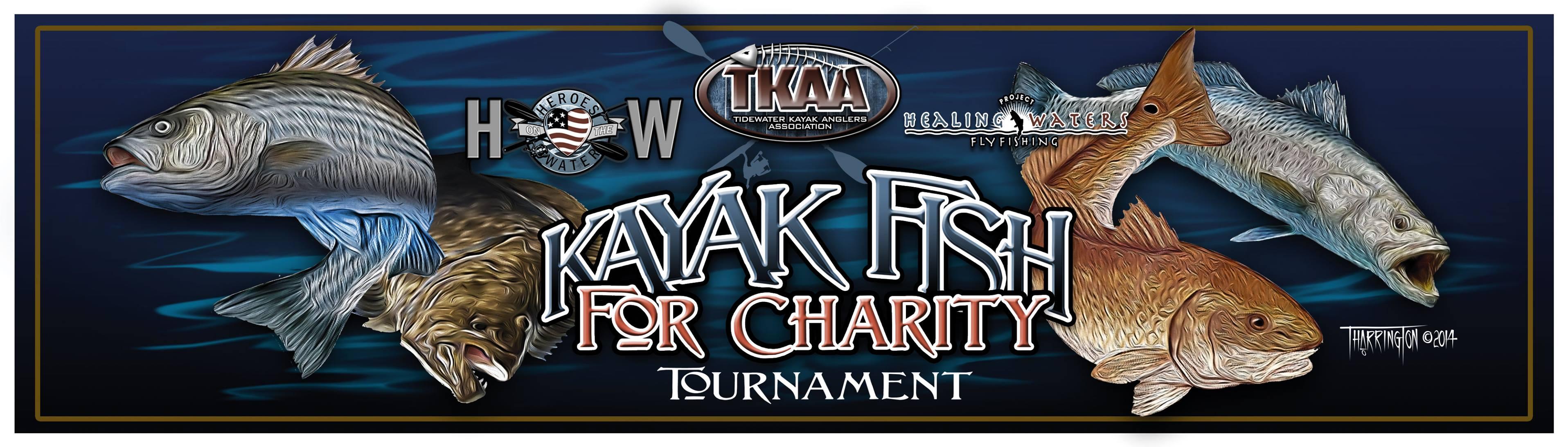 TKAA - Charity Tournament Bannera