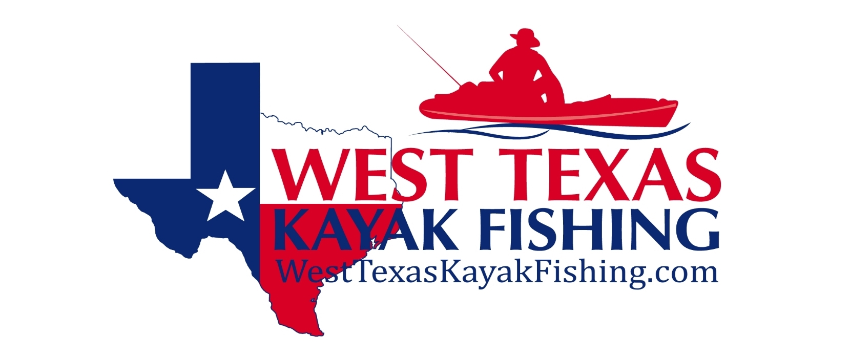 West Texas Kayak Fishing - Banner