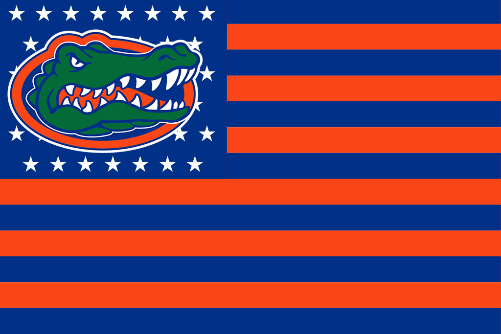 Gator Nation Flag