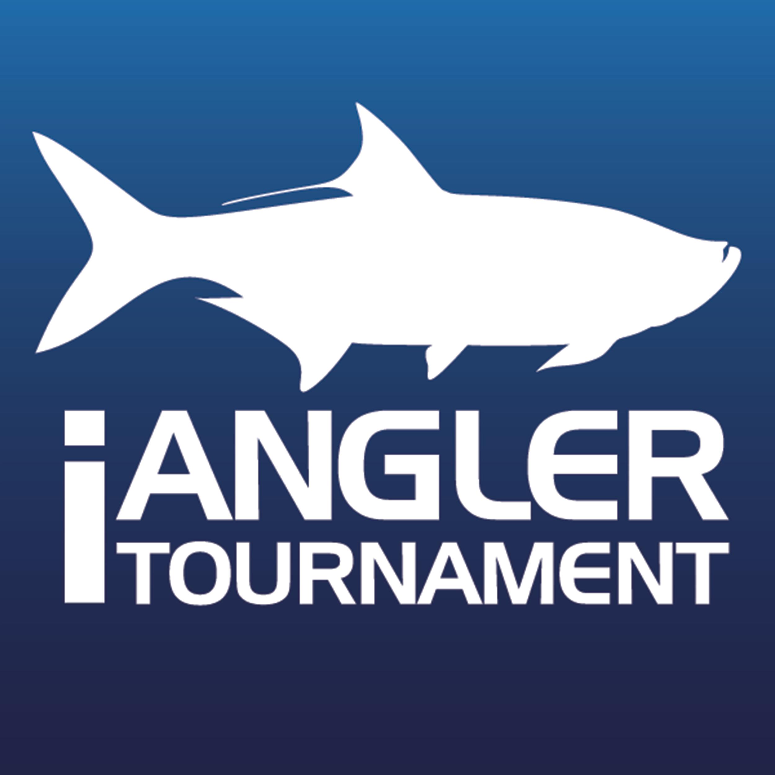 iAngler Tournament - Tarpon Logo