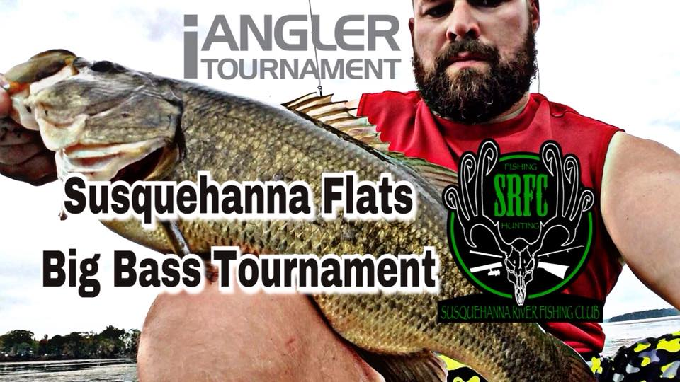 SRFC - Susquehanna Flats Big Bass Tournament